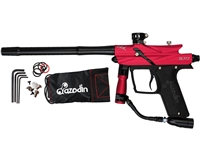 Azodin Blitz III Electronic Paintball Marker - Red/Black