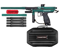 Inception Designs Autococker Paintball Gun - Retro Predator