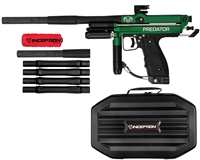 Inception Designs Autococker Paintball Gun - Retro Predator Mini