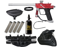 Azodin Legendary Paintball Gun Combo Pack - Blitz III Electronic