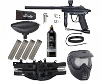 Azodin Epic Paintball Gun Combo Pack - KAOS .68 CAL Semi-Auto