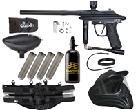 Azodin Legendary Paintball Combo Pack - KAOS .68 CAL Semi-Auto