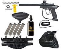D3fy Sports Legendary Paintball Gun Combo Pack - Conquest