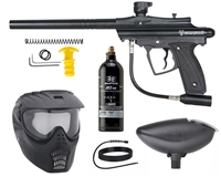 D3fy Sports Basic Paintball Gun Combo Pack - Conquest