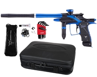 Dangerous Power Fusion Elite Paintball Marker - Black/Blue
