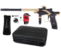 Dangerous Power Fusion Elite Paintball Marker - Black/Gold