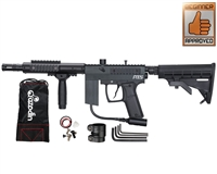 Azodin ATS Plus Paintball Marker - Black