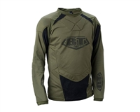 BT Soldier Paintball Shirt - Olive