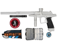 Field One/Bob Long Ripper G6R Intimidator Paintball Marker - Dust White