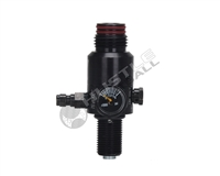 Ninja Paintball 3000 PSI Ultralight Regulator - Aluminum Bonnet with Nano Gauge