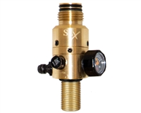 Ninja Paintball 4500 psi All Brass Pro V2 Regulator