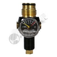 Guerrilla Air Myth G3 Compressed Air Tank Regulator - 4500psi - Adjustable Output