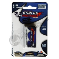 Energy Paintball 9V Alkaline Battery