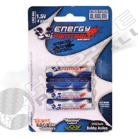 Energy Paintball AAA Alkaline Battery (4-pack)