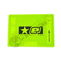 Planet Eclipse Tech Flex Mat - Lime Green