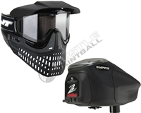 Prophecy Z2 Loader & JT Proflex Paintball Goggle Combo Package