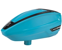 HK Army TFX Paintball Loader - Turquoise/Black