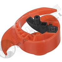 Dye Precision Rotor Loader Center - Red (50040601)
