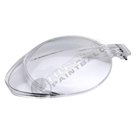Dye Precision Rotor Loader Lid Kit Clear
