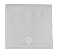 Halo Replacement Backplate - Clear