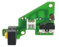 Dye Rotor - Circuitboard with Connectors - (R80001214)