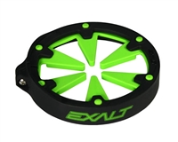 Exalt Paintball Universal Feedgate V3 - Black/Lime