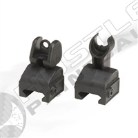 Empire Battle Tested Front and Rear Adjustable Sight Set