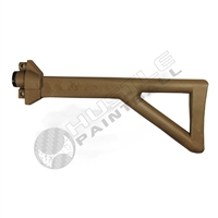 OPS Gear Fixed Stock - PDW - X7 - Flat Dark Earth (FDE)