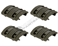 Magpul XTM Enhanced Rail Panels 4 Sets - OD