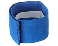 Extreme Rage Velcro Paintball Armband - Blue