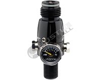 Dye Precision DTS Tank Regulator - 4500 psi - Black