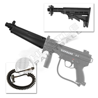 Tippmann Flatline Barrel Commando Pack - MP5 - Tippmann A5