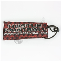 Kohn Sports Barrel Cover - Hustle All Over - Red