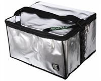 Exalt Paintball Cooler - Silver/Black