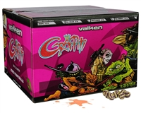 Valken Graffiti Paintballs - Case of 1000 - Orange Fill
