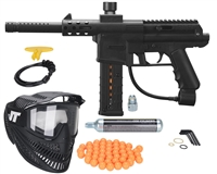 JT DL9 Ready To Play Paintball Marker Kit