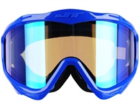 JT Goggles Frame (Blue) w/ Sky Lens (Eye Protection Only)