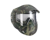 Sly Equipment Annex MI-7 Paintball Mask - Thermal - Woodland Camo