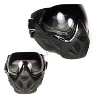 Sly Equipment Profit Paintball Mask - Black/Black
