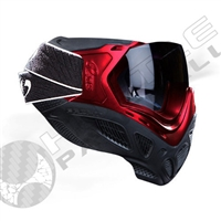 Sly Equipment Profit Paintball Mask - Black/Red