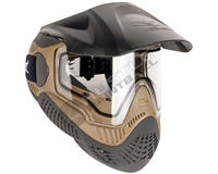 Valken Annex MI-9SC Paintball Mask - Thermal - Tan