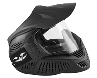 Valken MI-3 Paintball Mask - Field - Black (V353091)