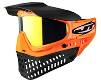 JT ProFlex Thermal Paintball Goggles - Orange/Black