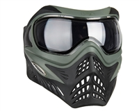 V-Force Grill Paintball Mask - Reverse Olive