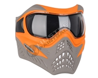 V-Force Grill Mask - Special Edition - Orange/Taupe