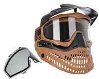 JT Proflex Thermal Goggle - 2.0 Limited Edition Black/Brown w/ Black Visor