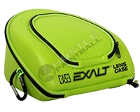 Exalt Paintball Microfiber Lined Lens Case - Lime