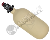 "Ninja Paintball 45 cu 4500 psi ""SL2"" Carbon Fiber HPA Tank - Sand (Cerakote Finish)"