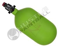 "Ninja Paintball 68 cu 4500 psi ""SL2"" Carbon Fiber HPA Tank - Lime (Cerakote Finish)"