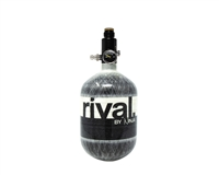 Rival Paintball 50 cu 4500 psi Carbon Fiber HPA Tank